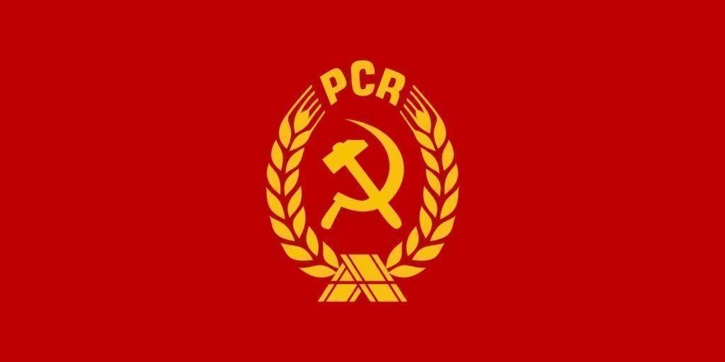 Opposing communism with humor