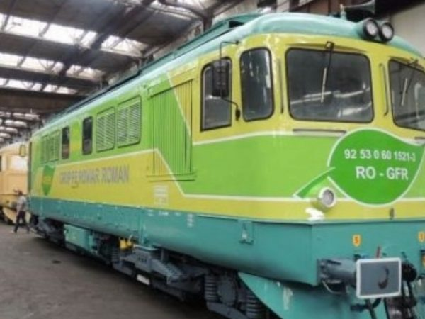 Biodiesel locomotive