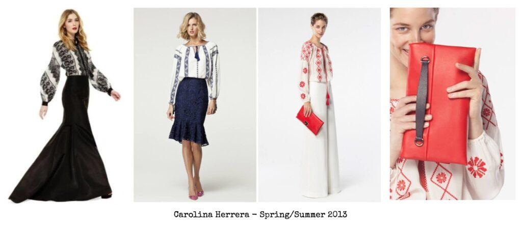 Carolina Herrera - Spring 2013
