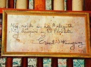 Daiquiri - Floridita