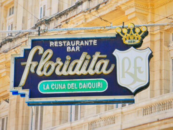 El Floridita - Havana