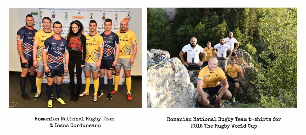 Romanian Rugby National Team