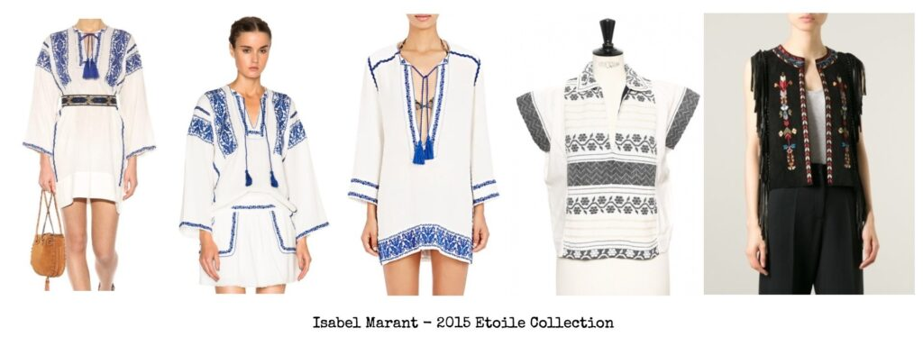 Isabel Marant 2015 Etoile collection