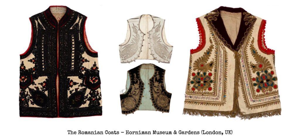 Romanian Vests @ Horniman